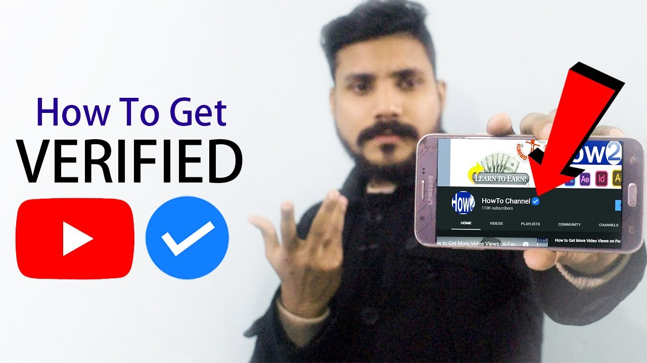 How to Verified YouTube Channel 2021   Verification badges on YouTube Tips and Steps