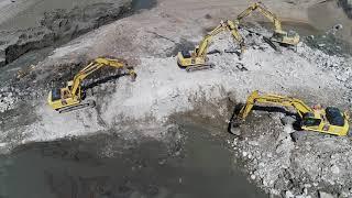 Dam Removal Day 18