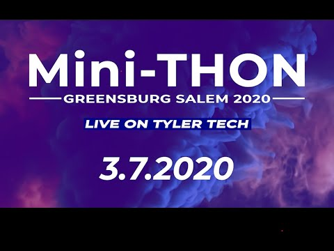 Mini-THON 2020 Promo | Greensburg Salem High School