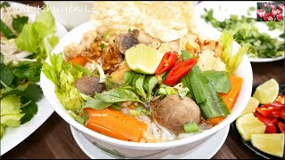 HỦ TIẾU CHAY - Cách nấu Hủ Tiếu cho ngày Chay thơm ngon đãi Khách by Vanh Khuyen