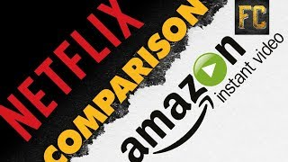 Netflix VS Amazon Prime: Which is better? | Flick Connection