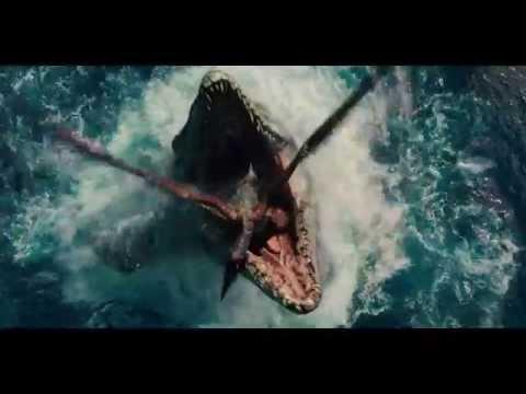 JURASSIC WORLD - Secondo trailer italiano ufficiale