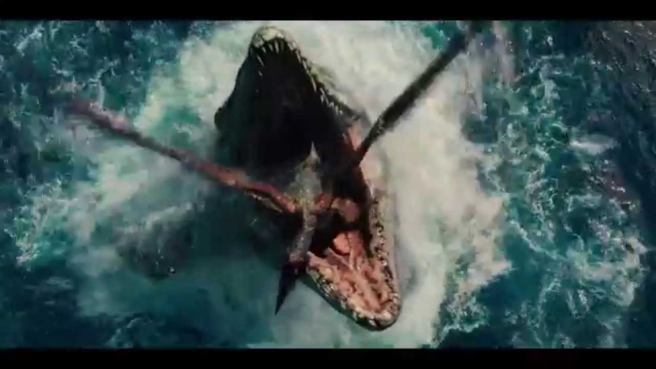 Jurassic World Secondo Trailer Italiano Ufficiale Youtube
