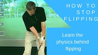 How to Stop flipping [Sam Goulden Golf]
