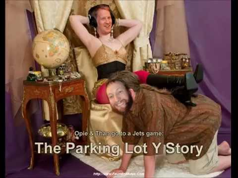 Classic Opie: The Parking Lot Y Story