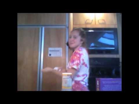 Olivia Stewart cooking show