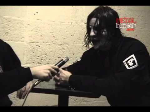 SLIPKNOT Interview 2004 with Jim Root | Metal Injection