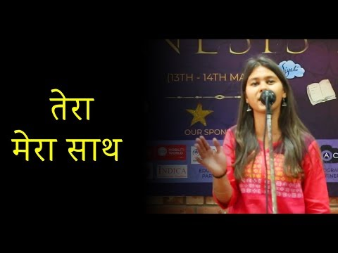 Beautiful Love Story in Hindi by Ayushi Sharma at Nojoto Open Mic Maharaja Agrasen College Delhi
