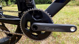 Cube Agree C:62 SLT Roadbike Rennrad Sram Force eTap AXS, 12-Speed Modell 2020