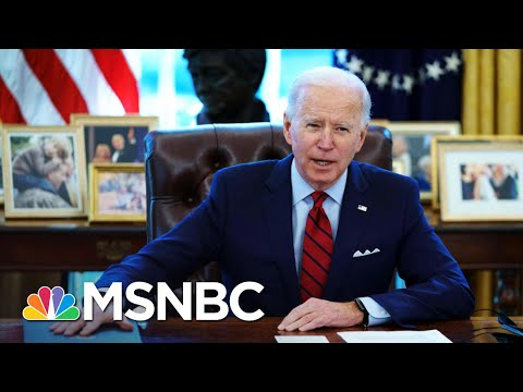 Carville And McKinnon Grade Biden's First 30 Days In Office   The 11th Hour   MSNBC