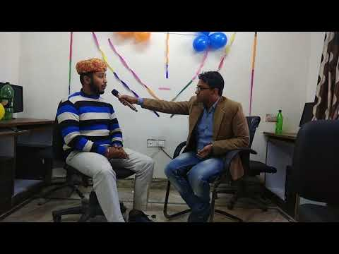 Interview with a Dairy Owner at jaipur Office MERI DAIRY