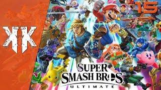 Let's Play - Super Smash Bros Ultimate   Episode 15 : Combat contre Kilaire ( NC )