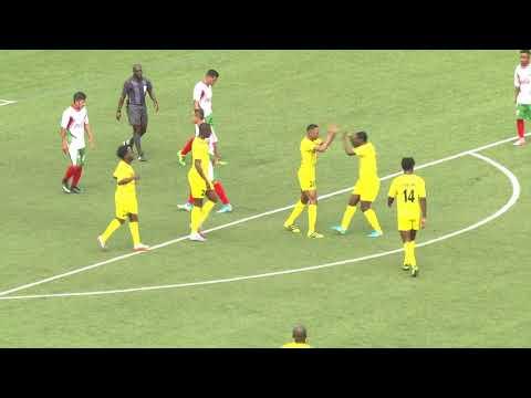 SV Deportivo NAcional ARU  vs Inter Moengo Tapoe SUR