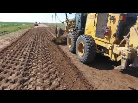 ROAD CONSTRUCTION  PROCEDURE (BLUFF CITY) Andale Consruction