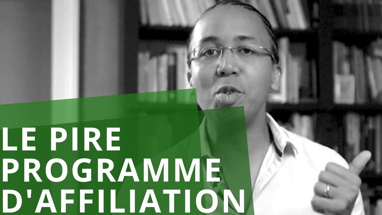 Rencontres programme d'affiliation commentaires