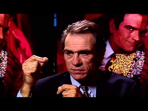 Batman Forever: Tommy Lee Jones Exclusive Interview