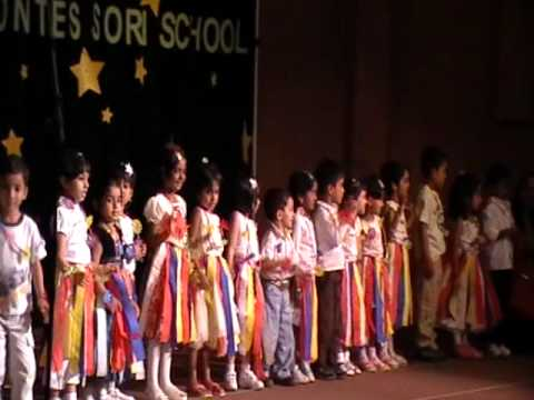 Northern Lights Montessori School Concert June 18th 2009
