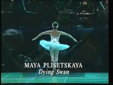 "Maya Plisetskaya: ""The dying swan"" - YouTube"
