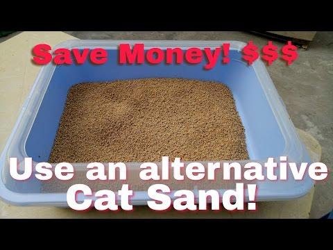 Cheap Cat Sand | An alternative Litter Sand For Your Cats