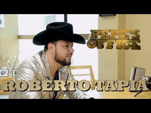 ROBERTO TAPIA VISITA A PEPE GARZA - Pepe's Office