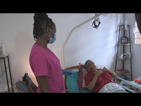 Martinique : Audrey Pyram, infirmière libérale