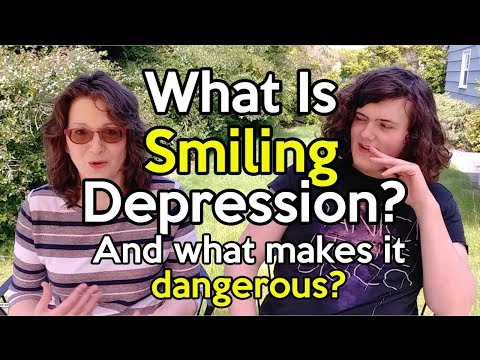 What is Smiling Depression and What Makes It Dangerous?