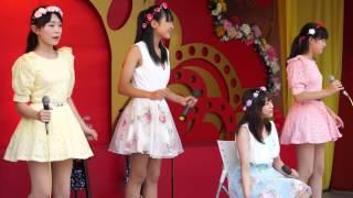 花やしき少女歌劇団 葵と楓&少女歌劇団ユニット SUMMER!フラワーのコラボステージ第二弾.