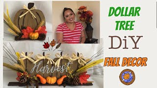 Dollar Tree DIY | Fall Decor