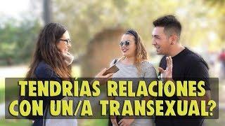 ¿QUÉ PIENSA LA GENTE SOBRE LOS TRANSEXUALES? #LGTBI