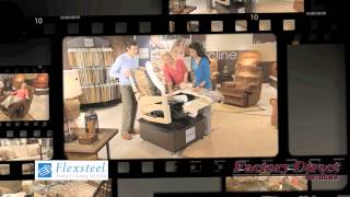 Flexsteel Furniture At Factory Direct Furniture In Hutchinson, Mn