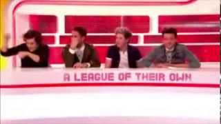 One Direction  A League Of Their Own | Funniest and Cutest Moments