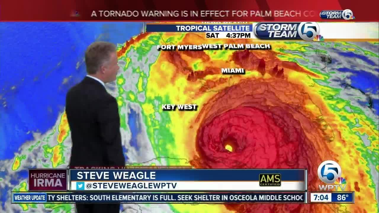 7 p m update category 3 hurricane irmau0027s winds remain at 125 mph7 p m update category 3 hurricane irmau0027s winds remain at 125 mph