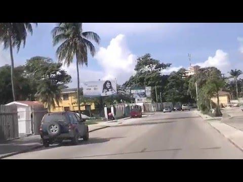 A tour of Belize City 1