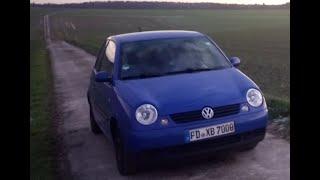 Volkswagen Lupo 1.0 1999г.в.тест драйв в Германии
