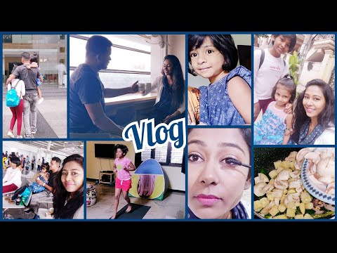 #Vlog | Na Sudarsan(Hubby) Office Chusthara...| 2 Different Recipe's| How I Got Ready To Office ? AS