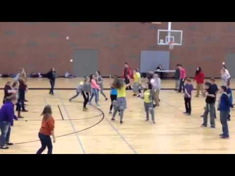 Flash Mob - Box Elder Middle School 2015