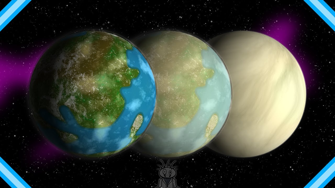 What if Venus and Mars switched places?