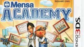 American Mensa Academy Gameplay (Nintendo 3DS) [60 FPS] [1080p]