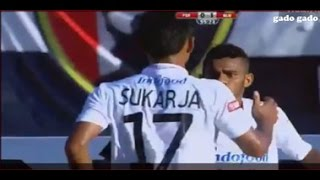 Cuplikan pertandingan PERSIPURA VS BALI UNITED [0-1] Piala Bhayangkara 25/03/2016