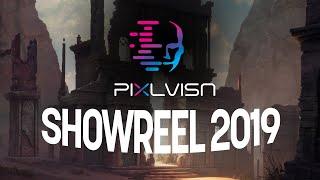 PIXL VISN Showreel 2019