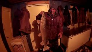 Самая удачная зимняя рыбалка