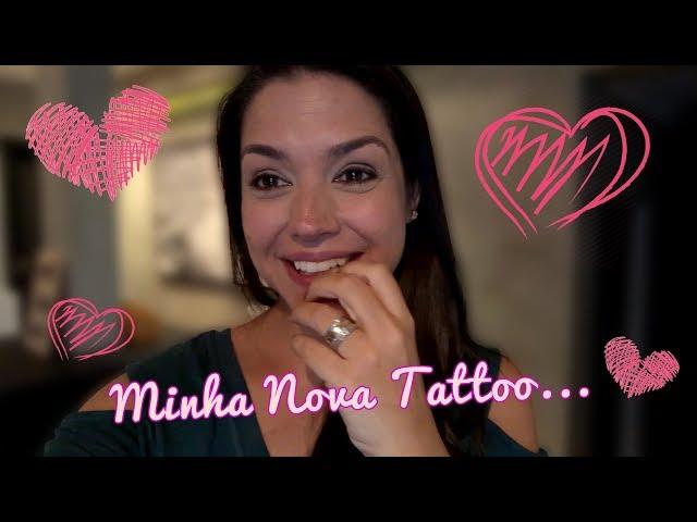 58181b327c577 Thaís Fersoza faz tatuagem para declarar seu amor aos filhos  confira – TV  Foco