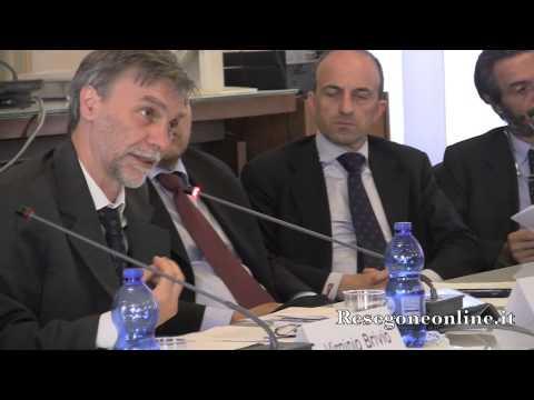 """Ministro Delrio a Lecco: """"Patto di stabilità da cambiare. Province? Avanti con le aree vaste"""""""