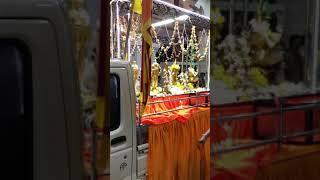 The Perahera held in Kaduwela with the blessing of paththini maniyo