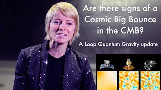 The Big Bounce, Signs in the CMB? A Loop Quantum Gravity update