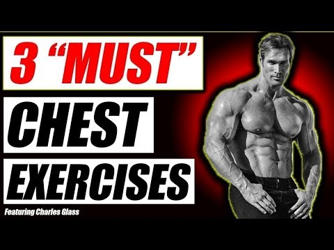 3 Chest Exercises You MUST Do Mike O'Hearn