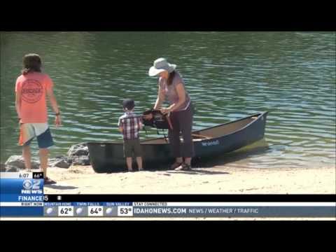 Animal Waste Contaminates Boise Ponds