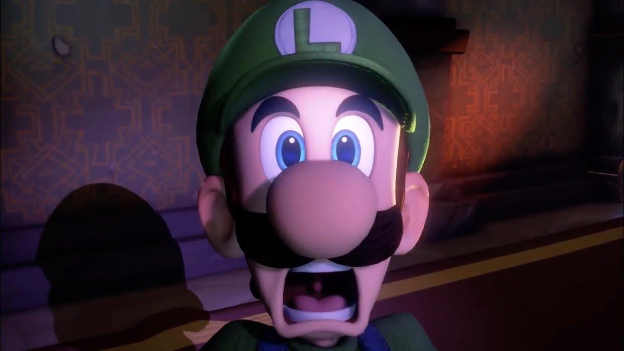 New Story Trailer Luigis Mansion 3