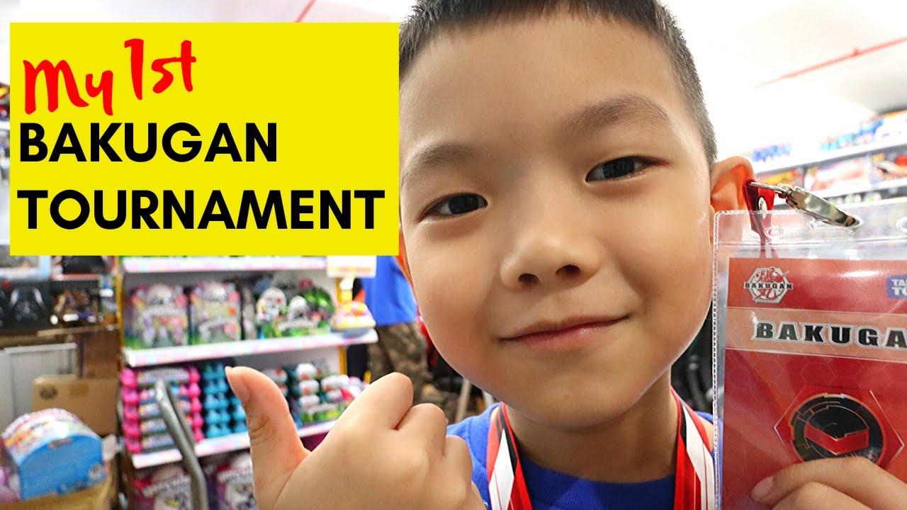 My first Bakugan Tournament | Bakugan MALAYSIA | Challenge and Tutorial
