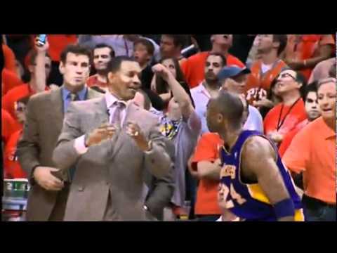 Kobe Bryant Impossible Fadeaway vs Suns